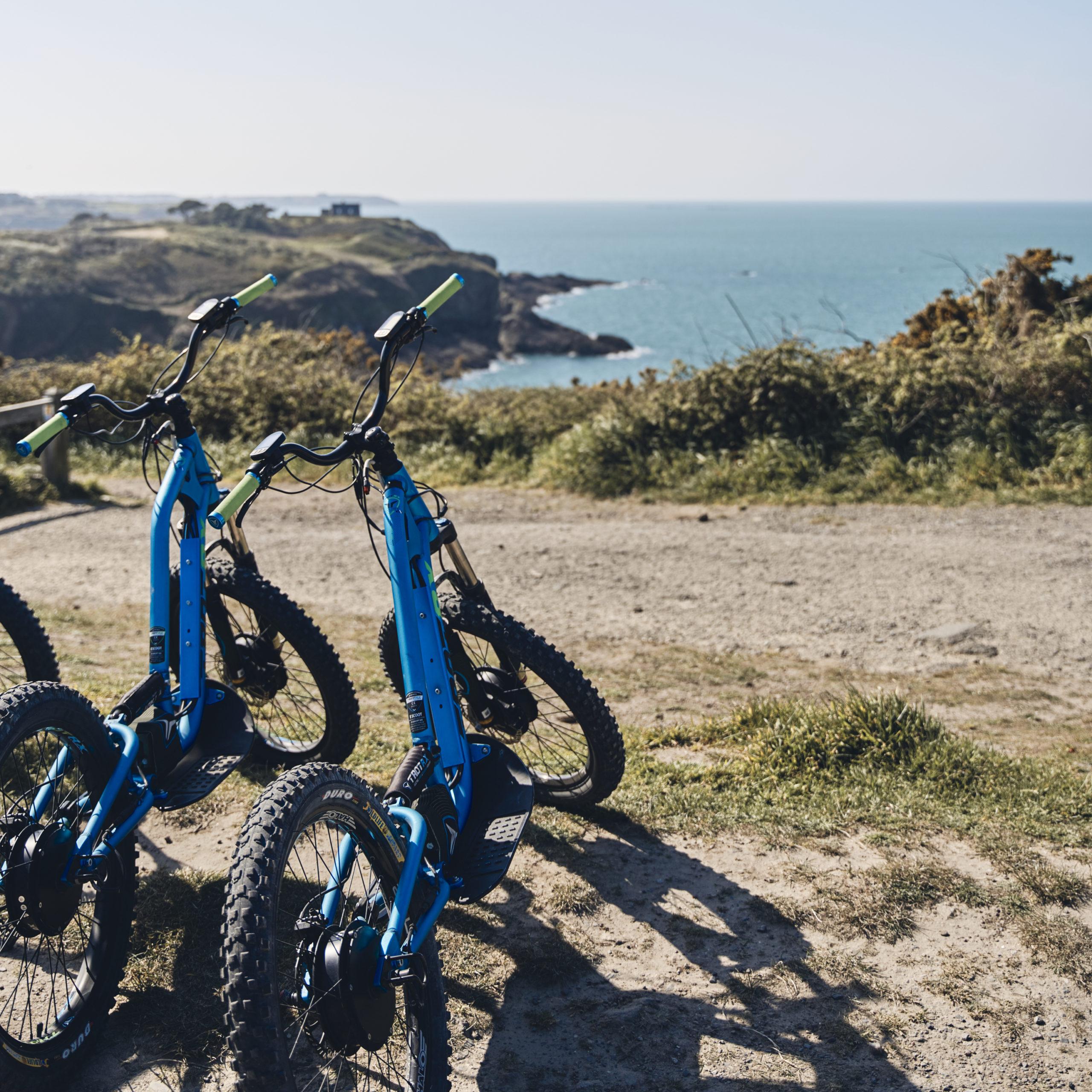 Trott-Ride | Trottinettes électriques à Saint-Malo